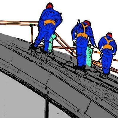 Универсальная верёвочная анкерная линия «МОБИ-РОУП» — мобильная верёвочная система защиты от падения с высоты